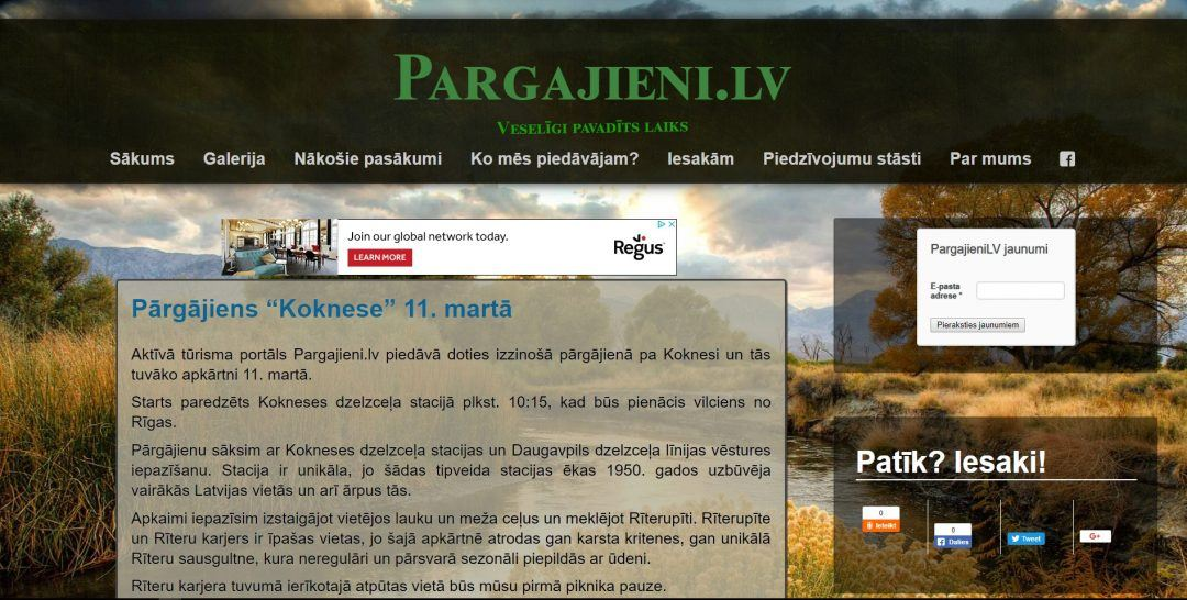 Pargajieni.lv